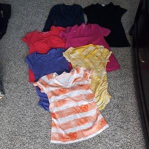 XS/S Maternity shirt lot